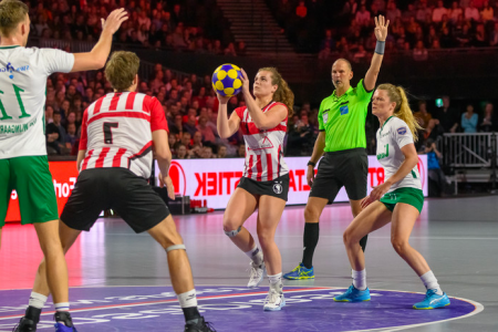 Korfbal Leaguefinale