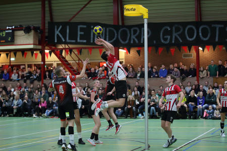 Korfbal League Recap #8