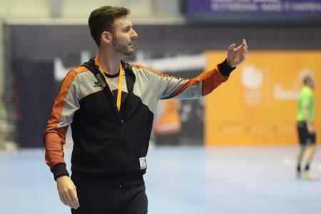 Ruben Boode nieuwe assistent-bondscoach TeamNL Korfbal