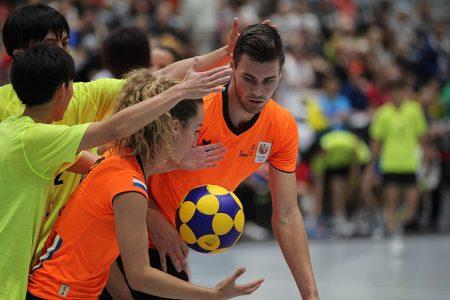 Dag vijf van de World Games: Goud voor Niderlandy