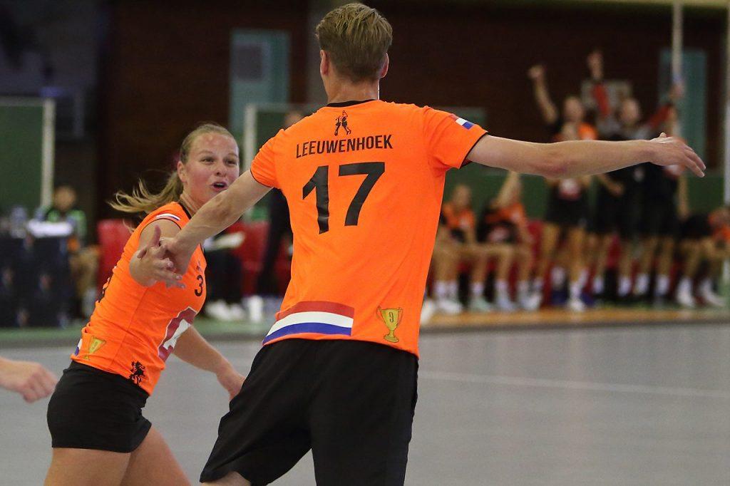EK oktober 2021 in Antwerpen