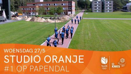 Studio Oranje #1: 'Op Papendal'