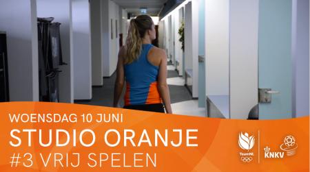 Studio Oranje #3: 'Vrijspelen'