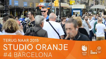 Studio Oranje #4: 'Barcelona'