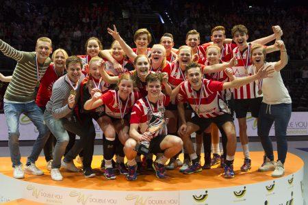 Driemaal is scheepsrecht voor nieuwe juniorenkampioen Fortuna A1