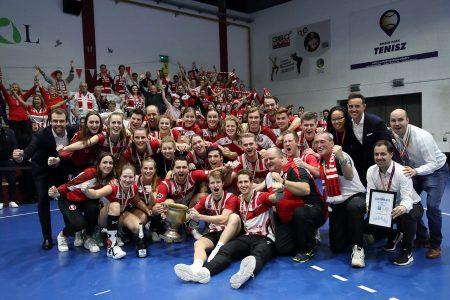 #ECUP2020: Fortuna pakt voor de derde maal Europa Cup