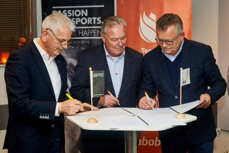Korfbal Challenge tot en met 2021 in Rotterdam