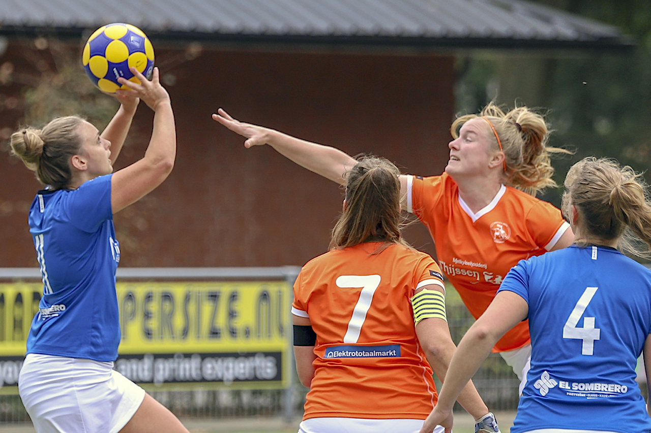 Dameskorfbal Topklasse Round-Up #2