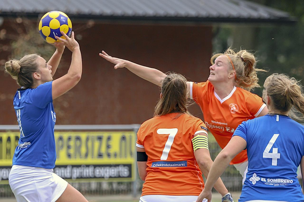 Dameskorfbal Topklasse Round-Up #2