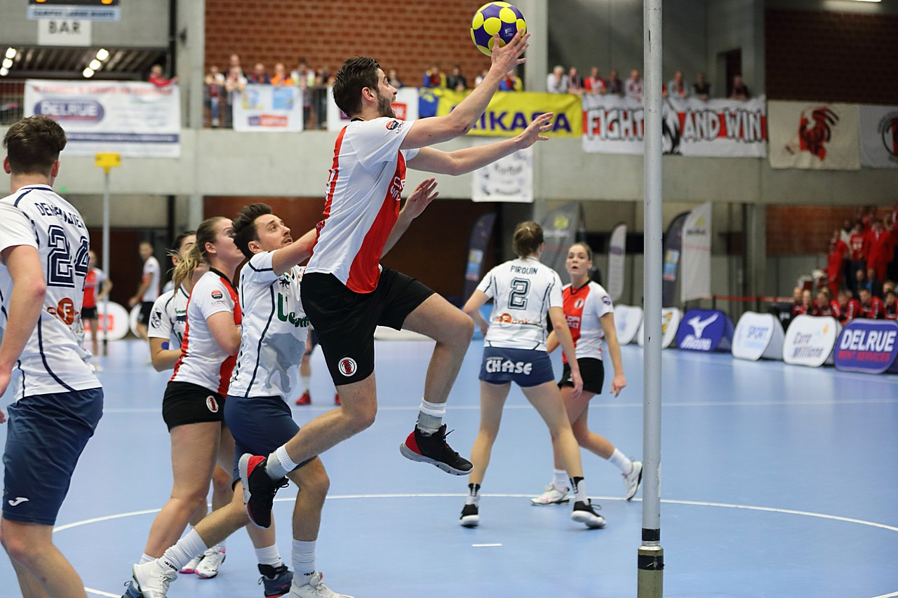 European Korfball Tour: PKC treft Floriant, TOP wacht qualifier