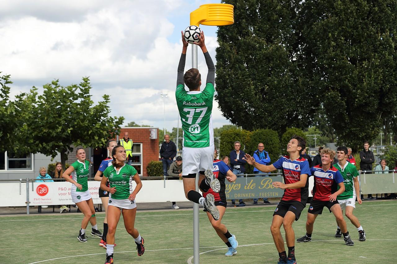 Junioren Hoofdklasse #1: DOS'46 A1 begint sterk, ook ruime overwinning voor Fortuna A1