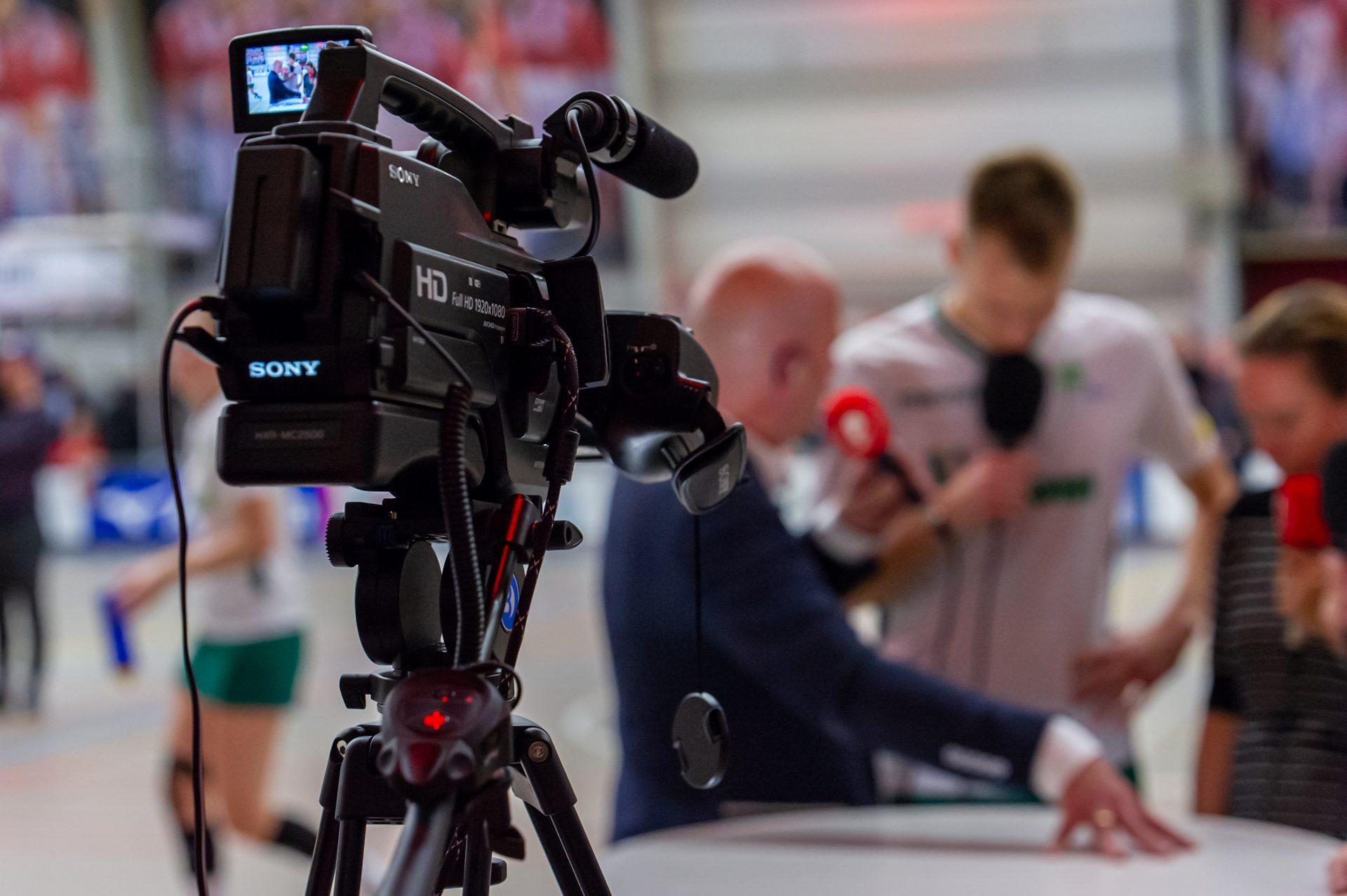 Korfbal League start online korfbalplatform met Eyecons