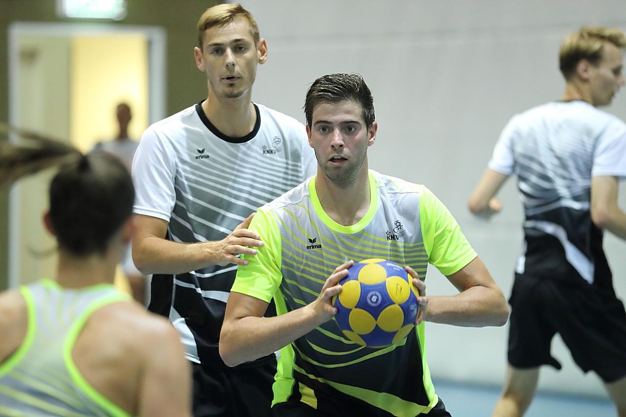 Op Papendal: TeamNL Korfbal en U21 mogen blijven trainen