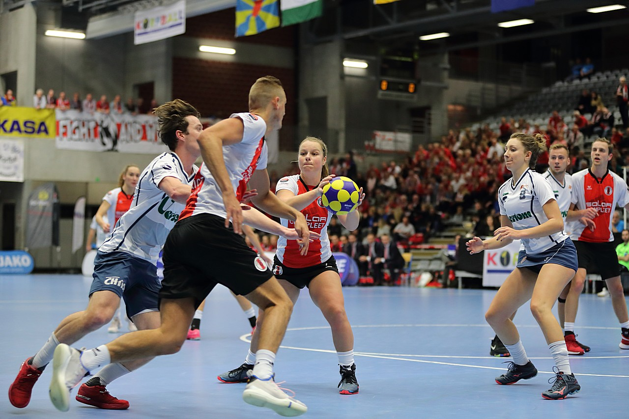 Geen European Korfball Tour voor PKC en TOP