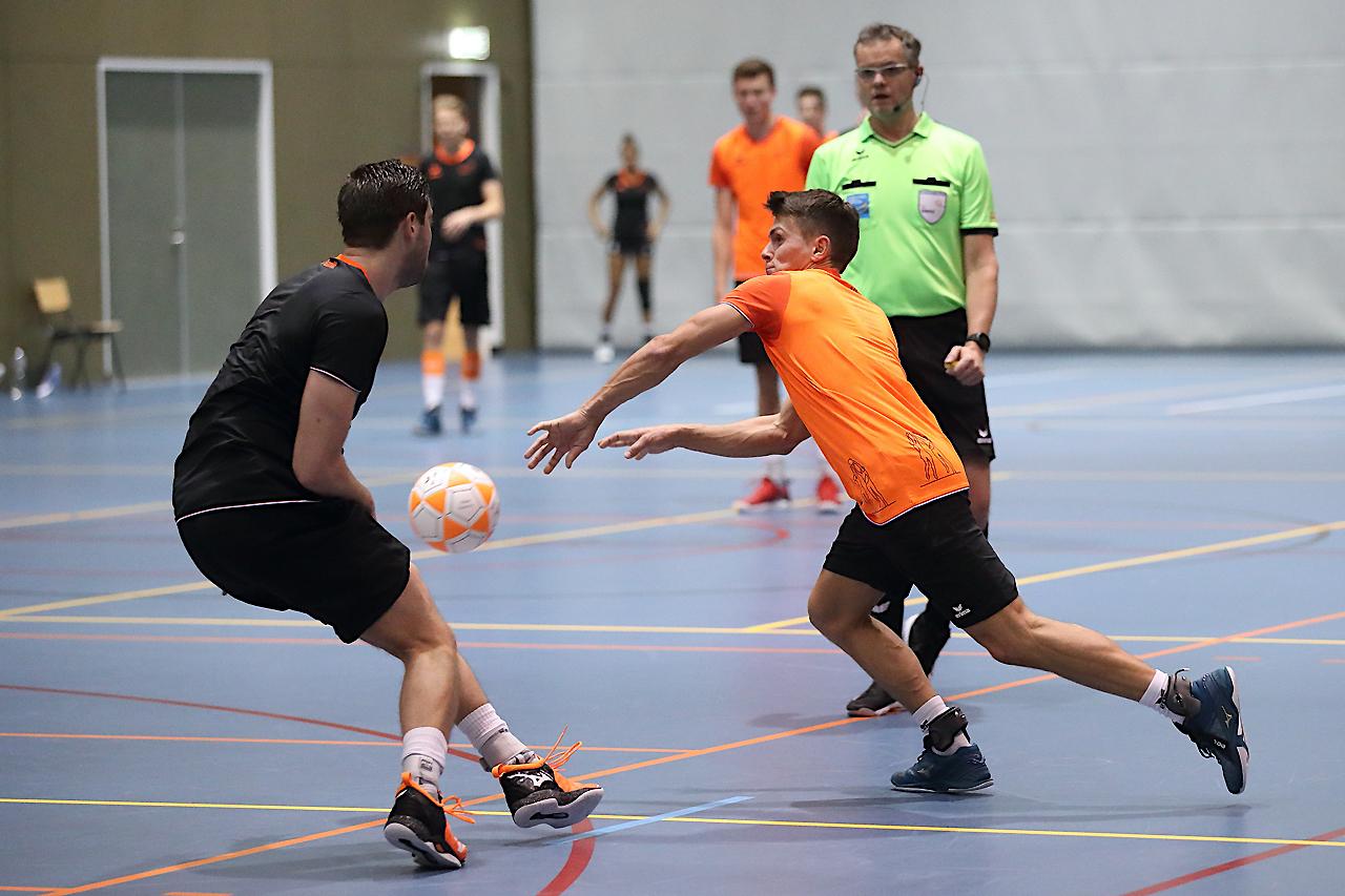 Ook Talent TeamNL Korfbal zaterdag live