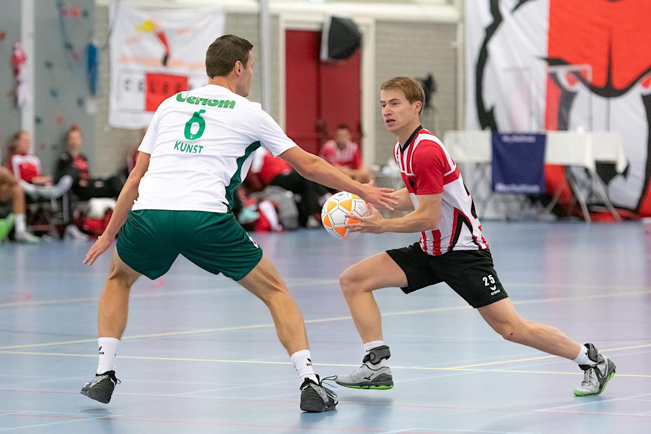 Programma Korfbal League bekend