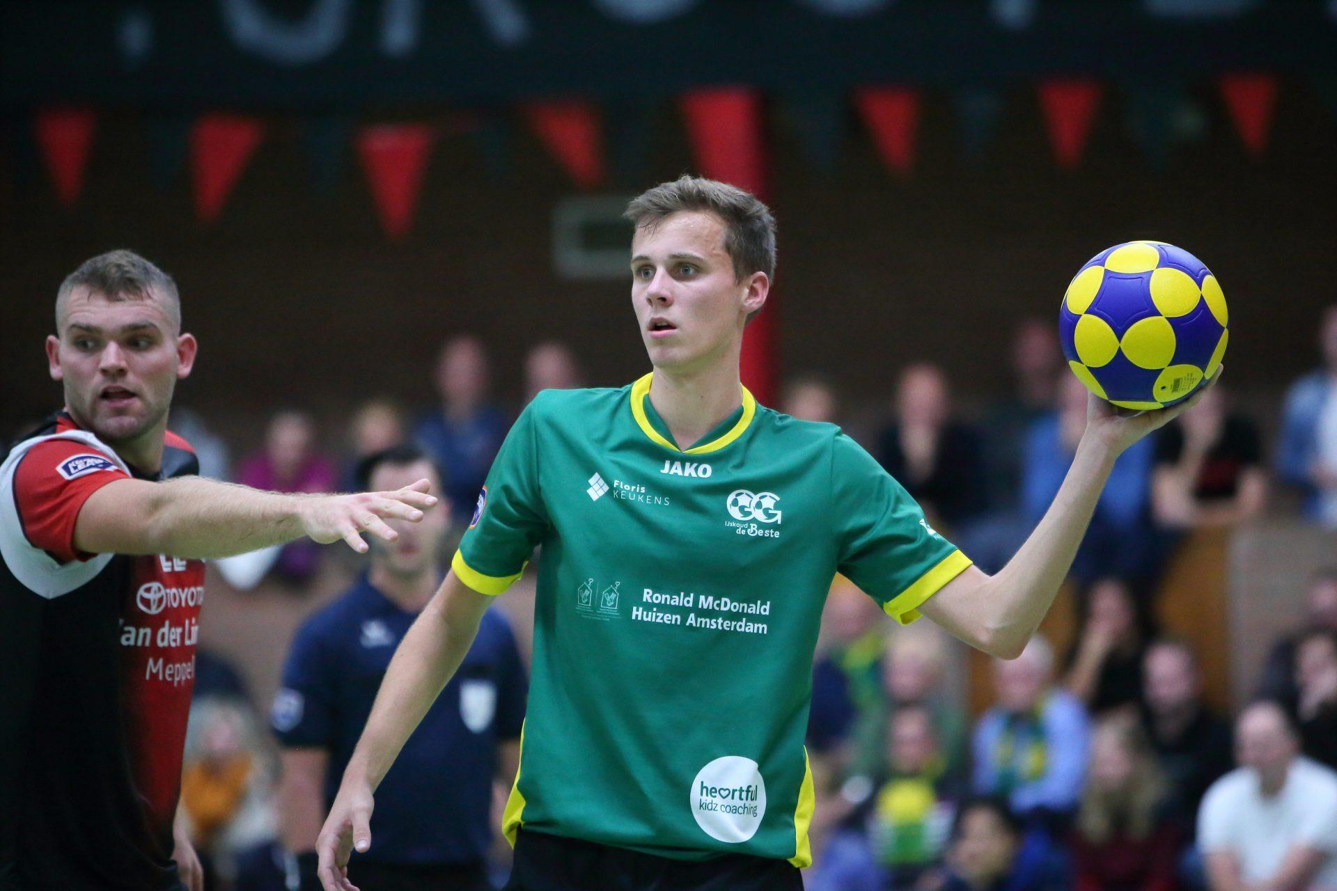 Niebeek haalt Griemink en Van Roekel tijdelijk bij TeamNL Korfbal