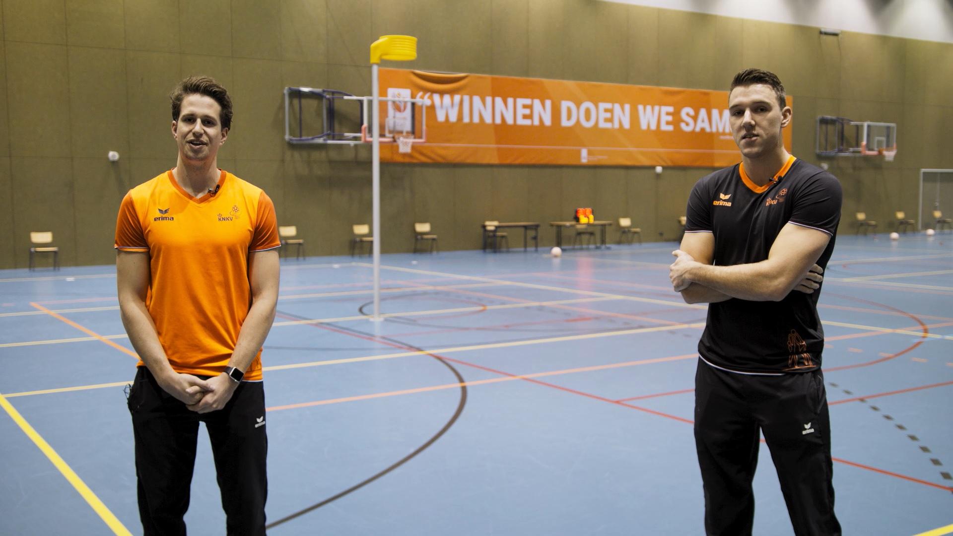 VIDEO: Daan Preuninger versus Olav van Wijngaarden