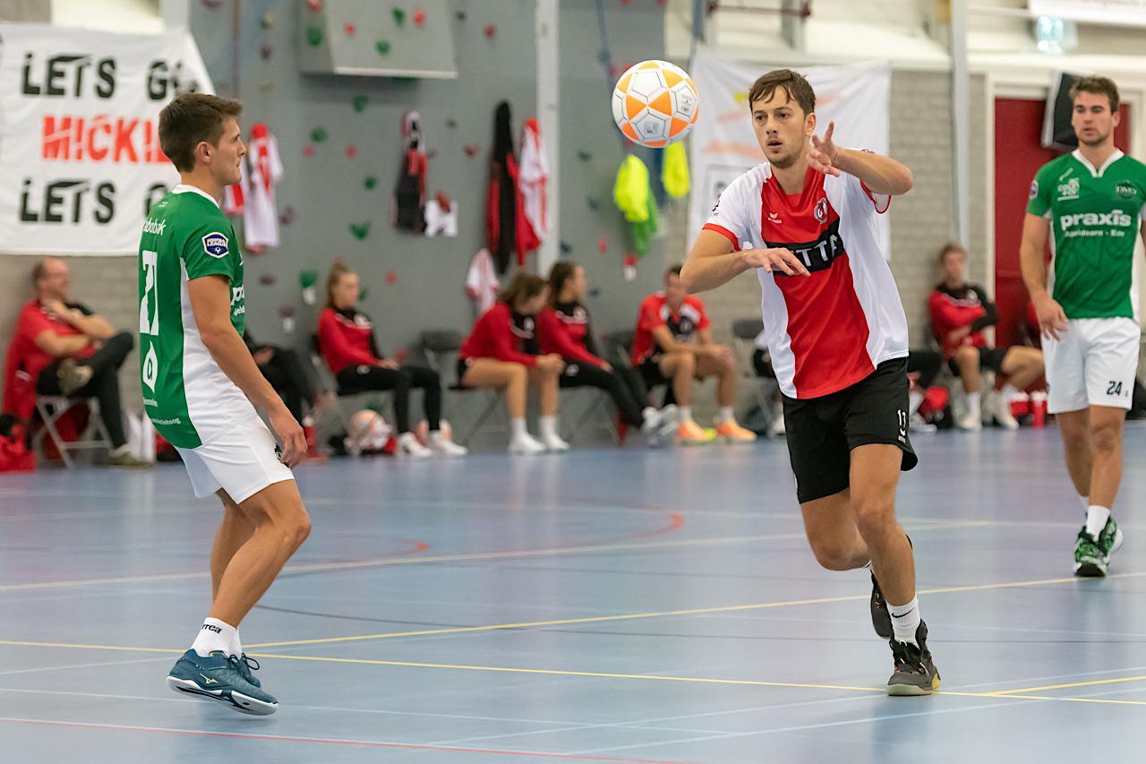 Oefenwedstrijden Korfbal League live te zien