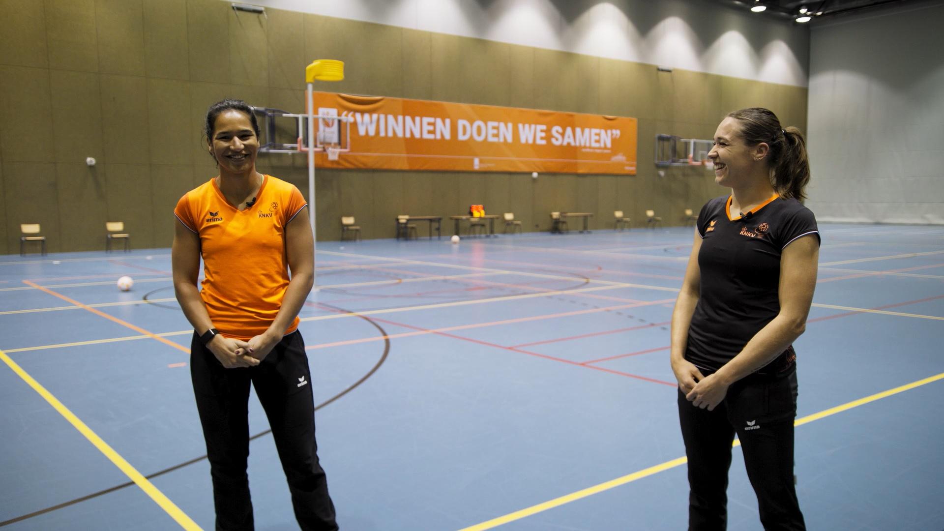 VIDEO: Jessica Lokhorst versus Esther Cordus
