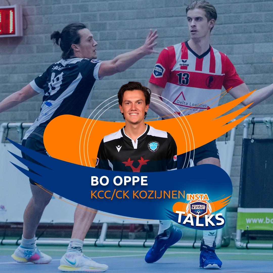 Insta Talks: Bo Oppe