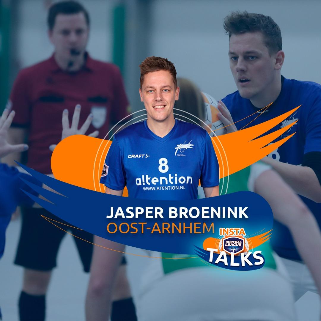 Insta Talks: Jasper Broenink
