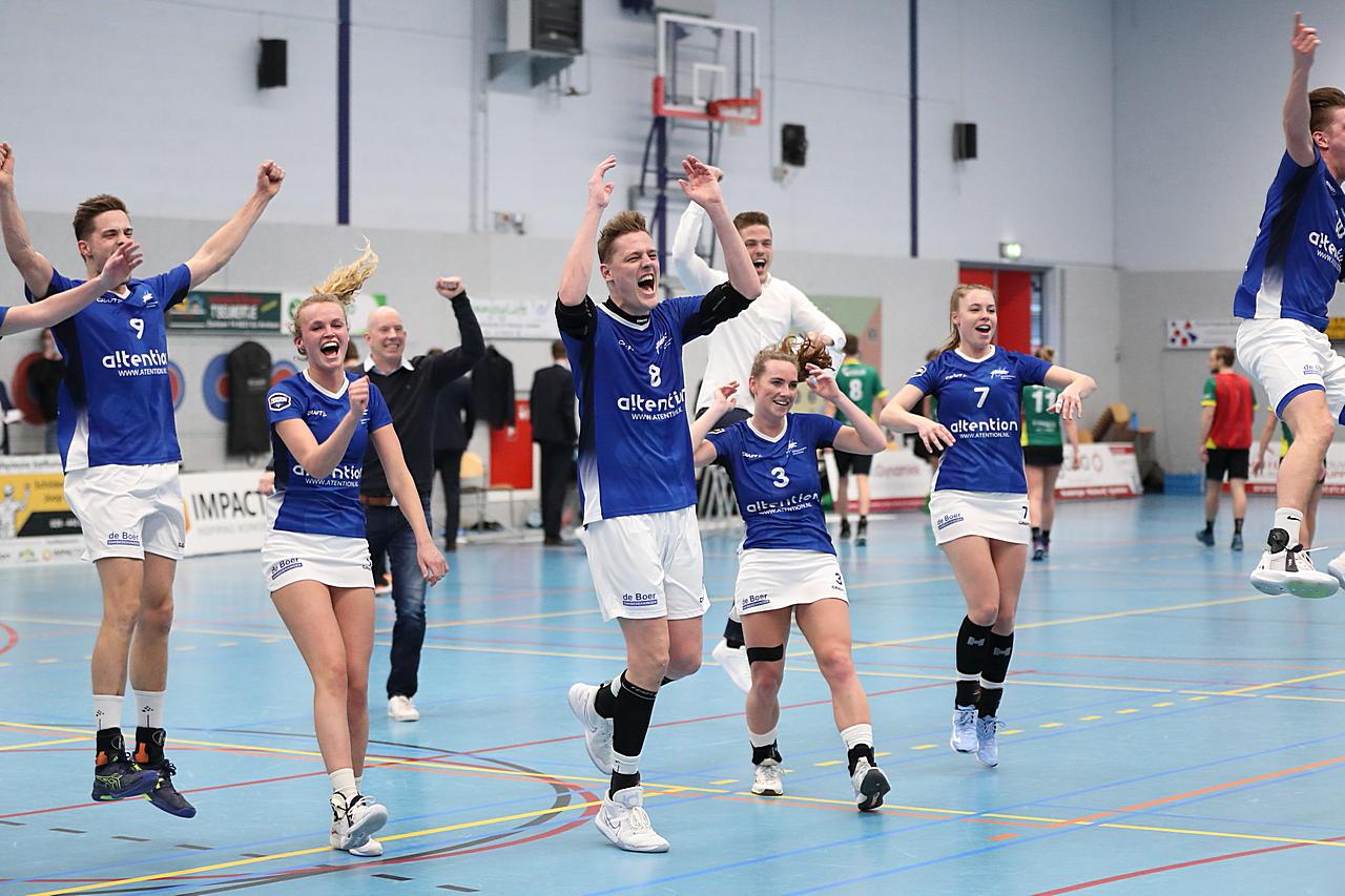 Recap #7: Eerste zege Oost-Arnhem in Korfbal League, doelpuntrijk gelijkspel in Gorredijk