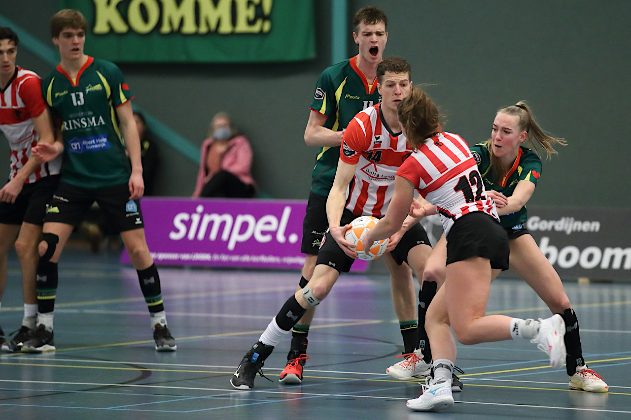 Korfbal League in de media #11.2 (returns play-offs 1)