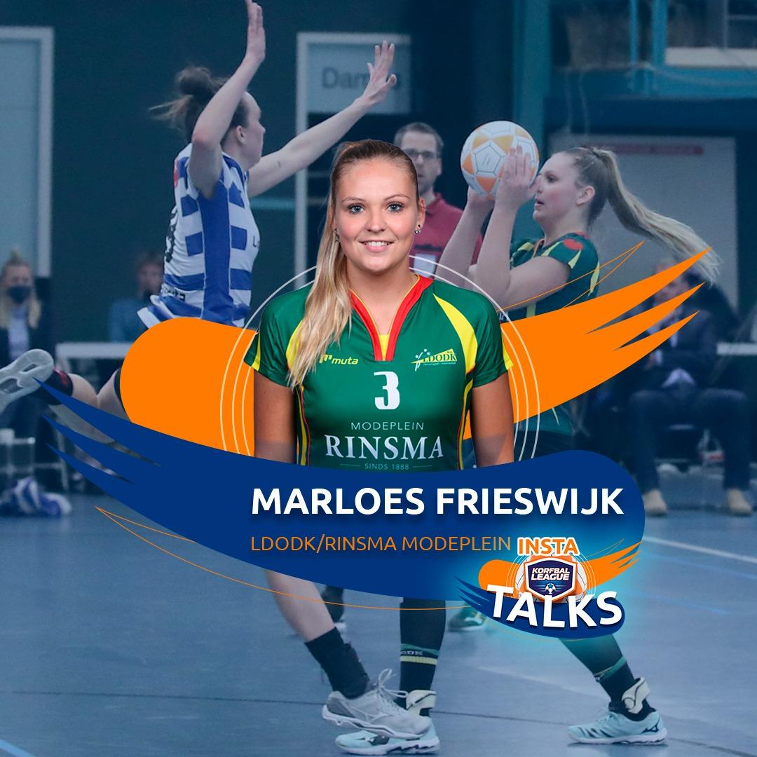 Insta Talks: Marloes Frieswijk