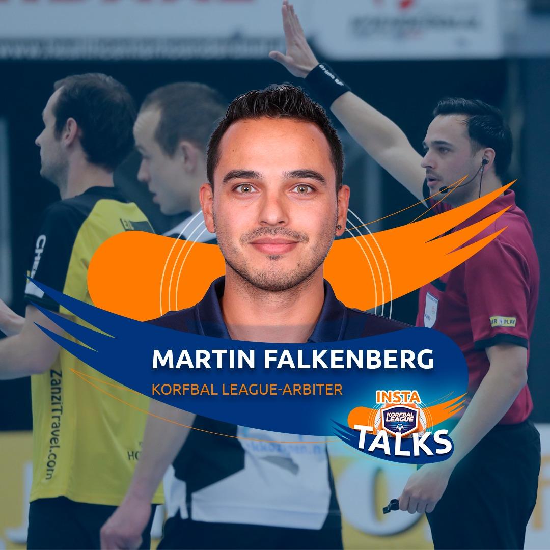 Insta Talks: Martin Falkenberg