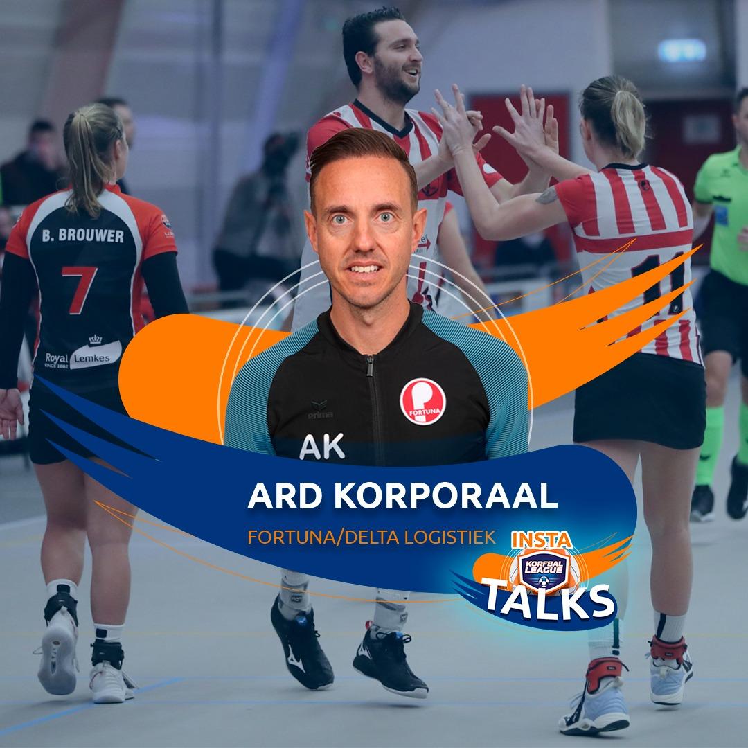 Insta Talks: Ard Korporaal