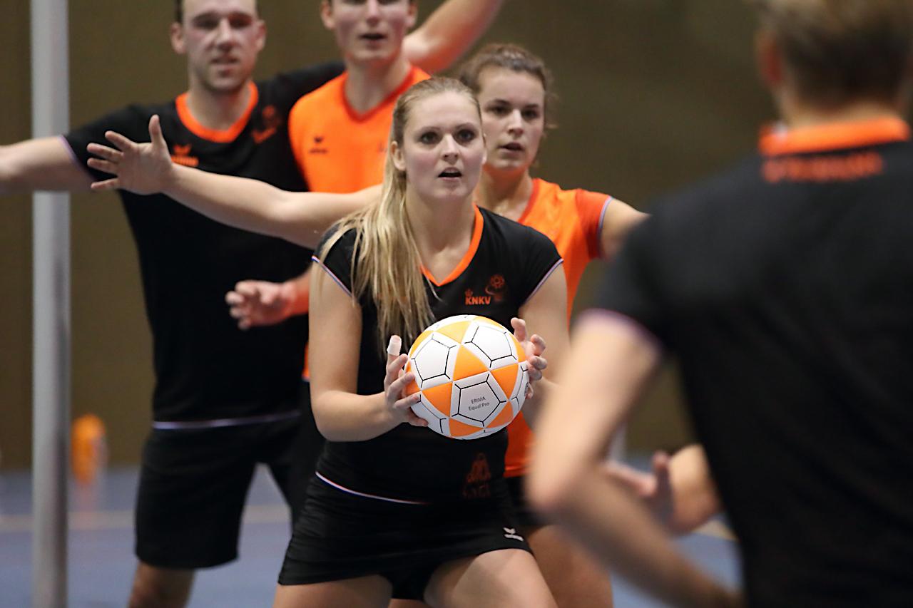 TeamNL Korfbal: Frieswijk en Meerkerk vallen af