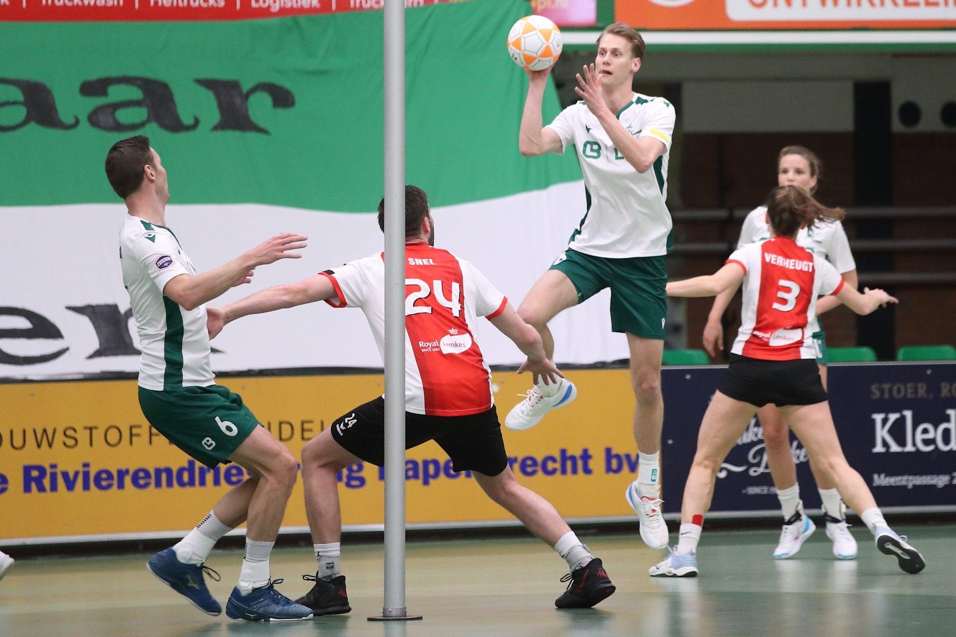 Korfbal League in de media #12.1 (heenduels play-offs 2)