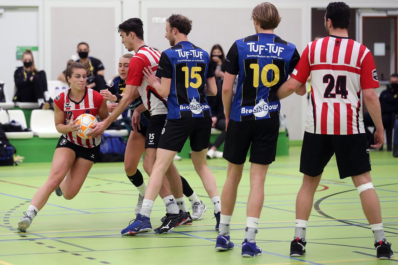 Korfbal League in de media #12.2 (returns play-offs 2)