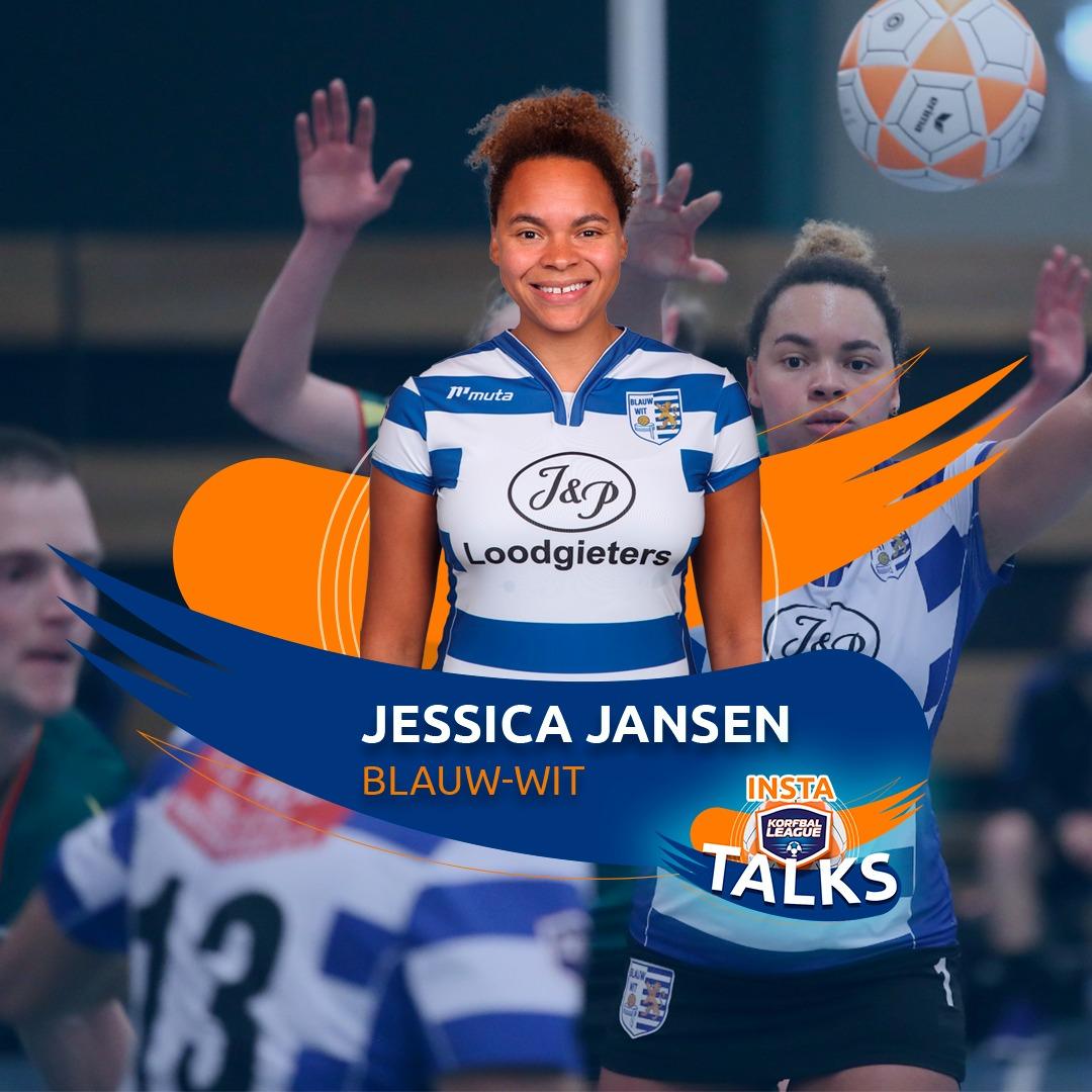 Insta Talks: Jessica Jansen