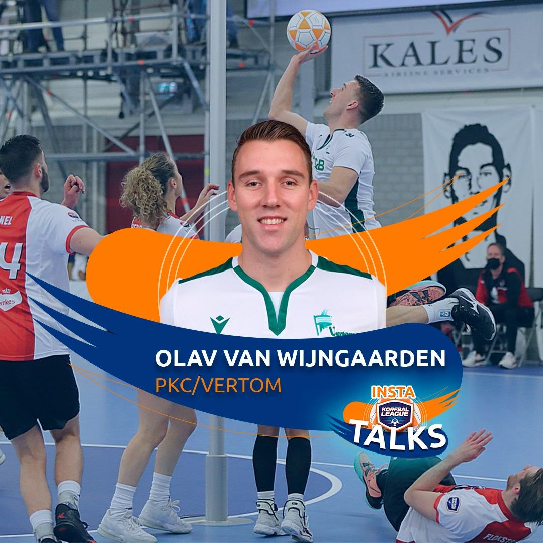 Insta Talks: Olav van Wijngaarden