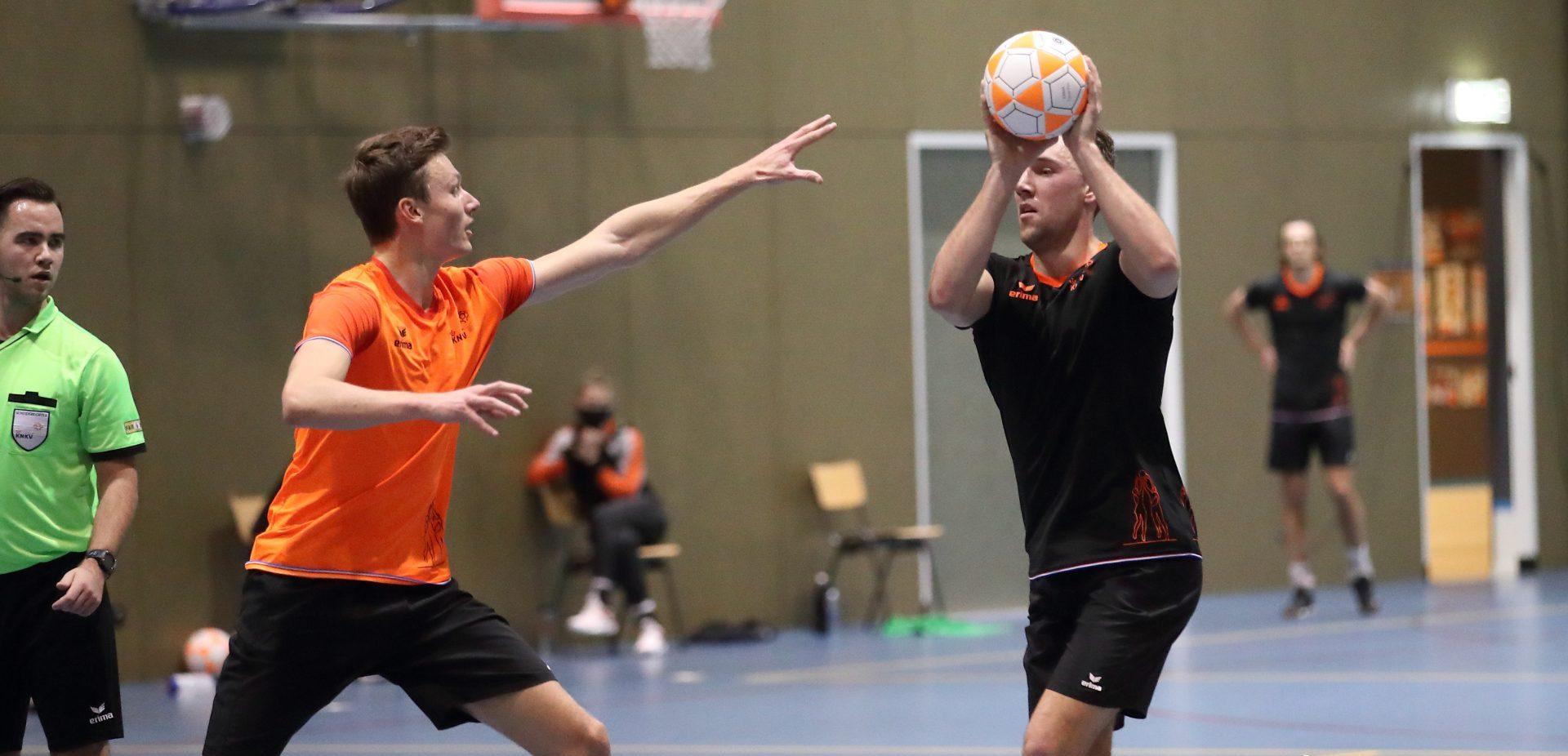 TeamNL Korfbal start TiKT en speelt tegen België