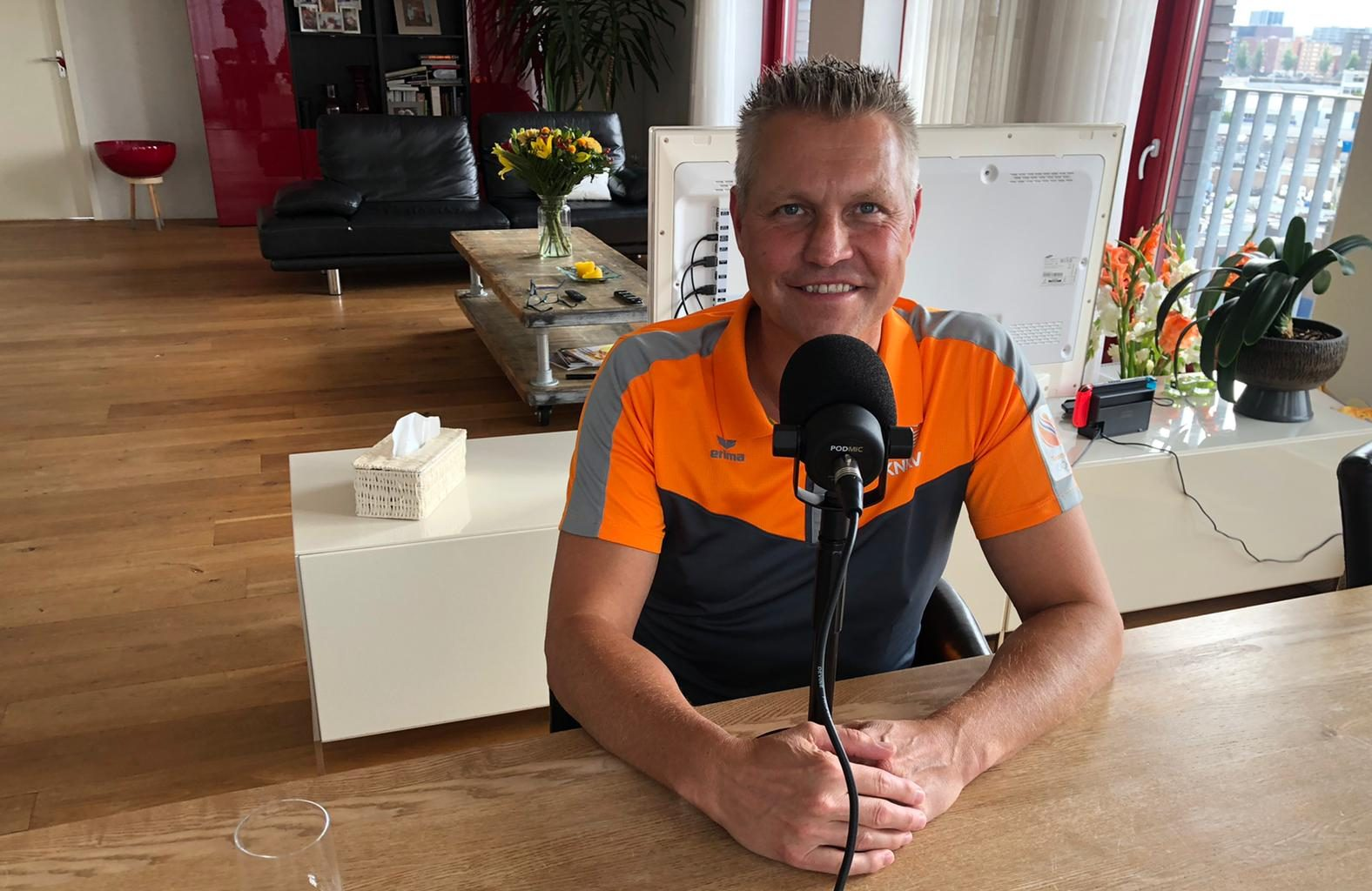 Eén tegen één: Jan Niebeek