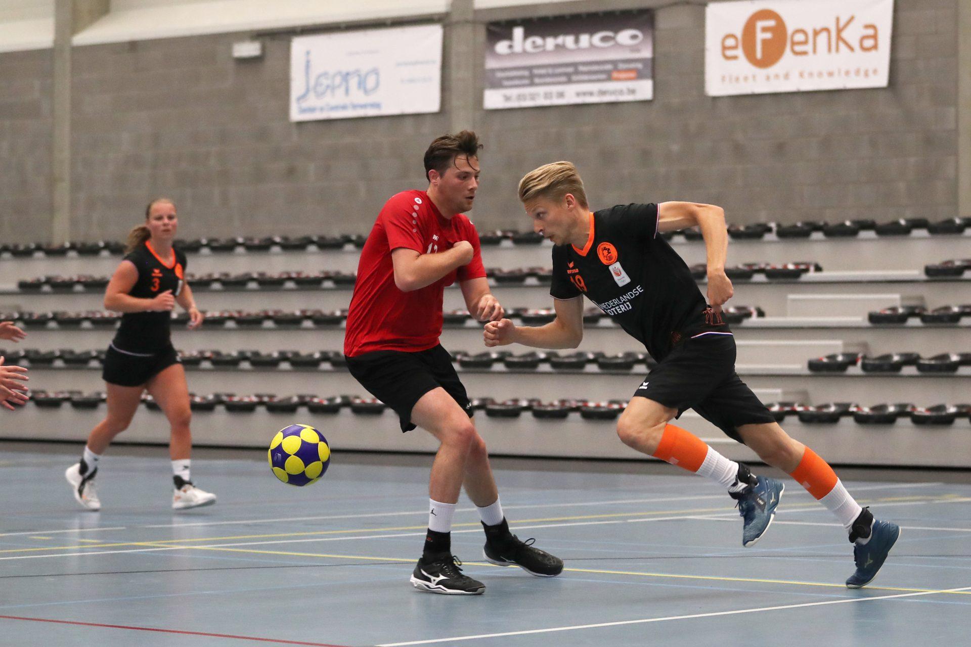 TeamNL Korfbal oefent in Veldhoven, De Lier en Wolvega