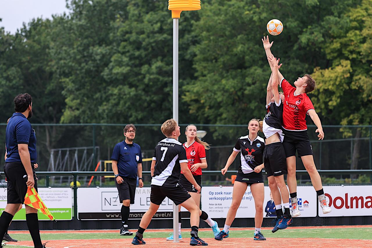 Junioren Round-Up #1: Gelijkspel in Driebergen, KCC A1 wint nipt van DSC A1