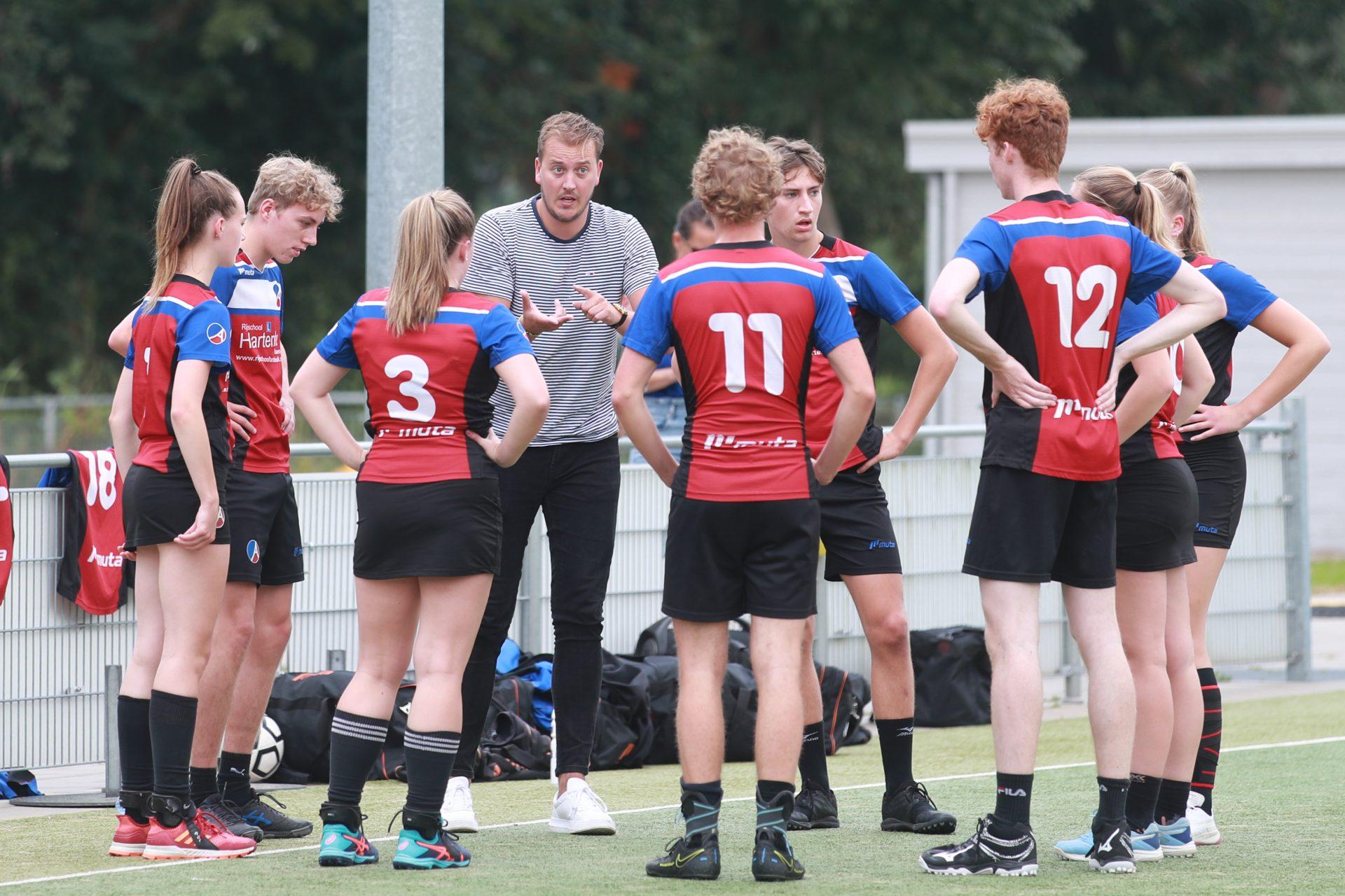 Junioren Round-Up #6: DVO A1 overklast AVO A1, TOP A1 wint van Fortuna A1