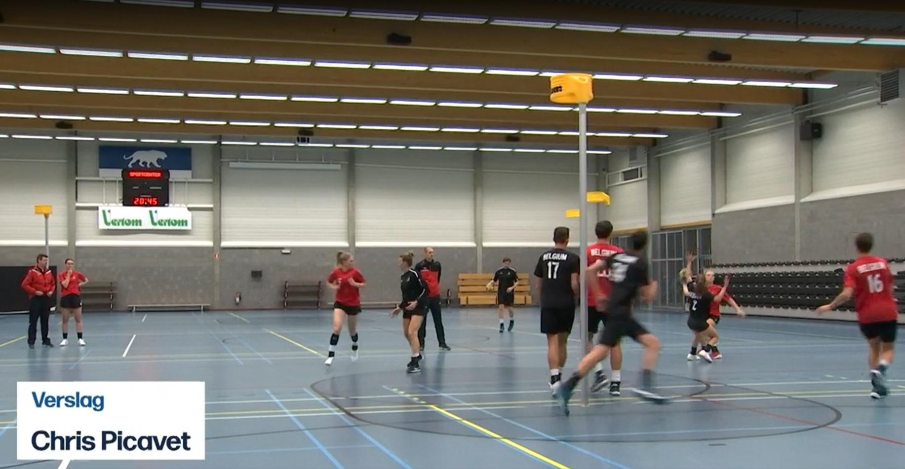 Sporza: België mikt op EK-goud voor eigen publiek