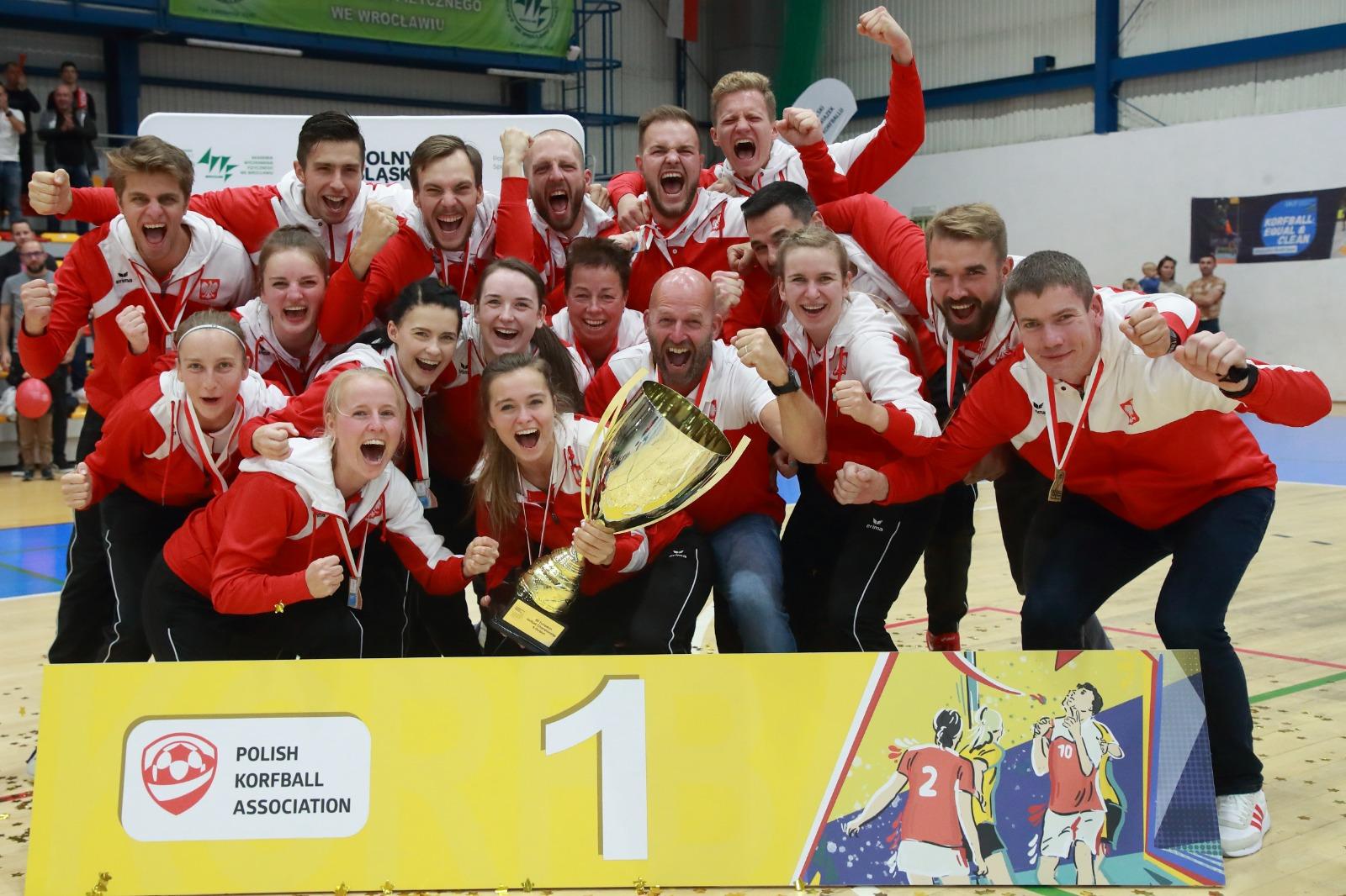 Polen wint EK voor B-landen