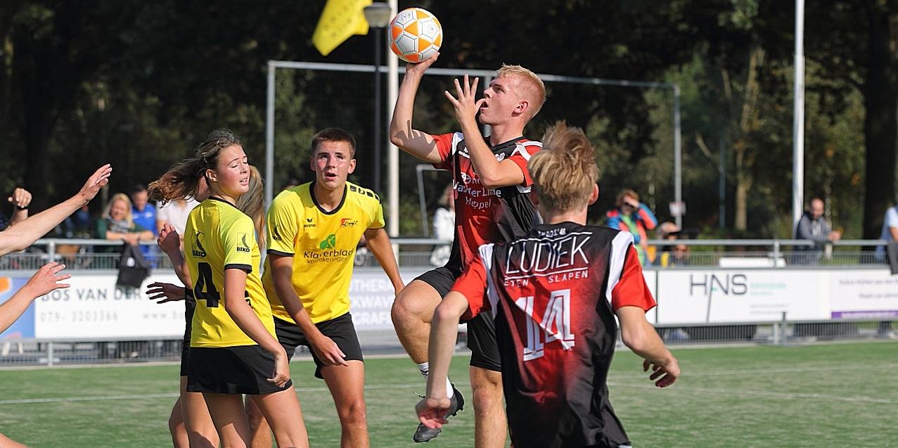 Junioren Round-Up #5: Gelijkspel in Koog aan de Zaan, nipte zege KCC A1