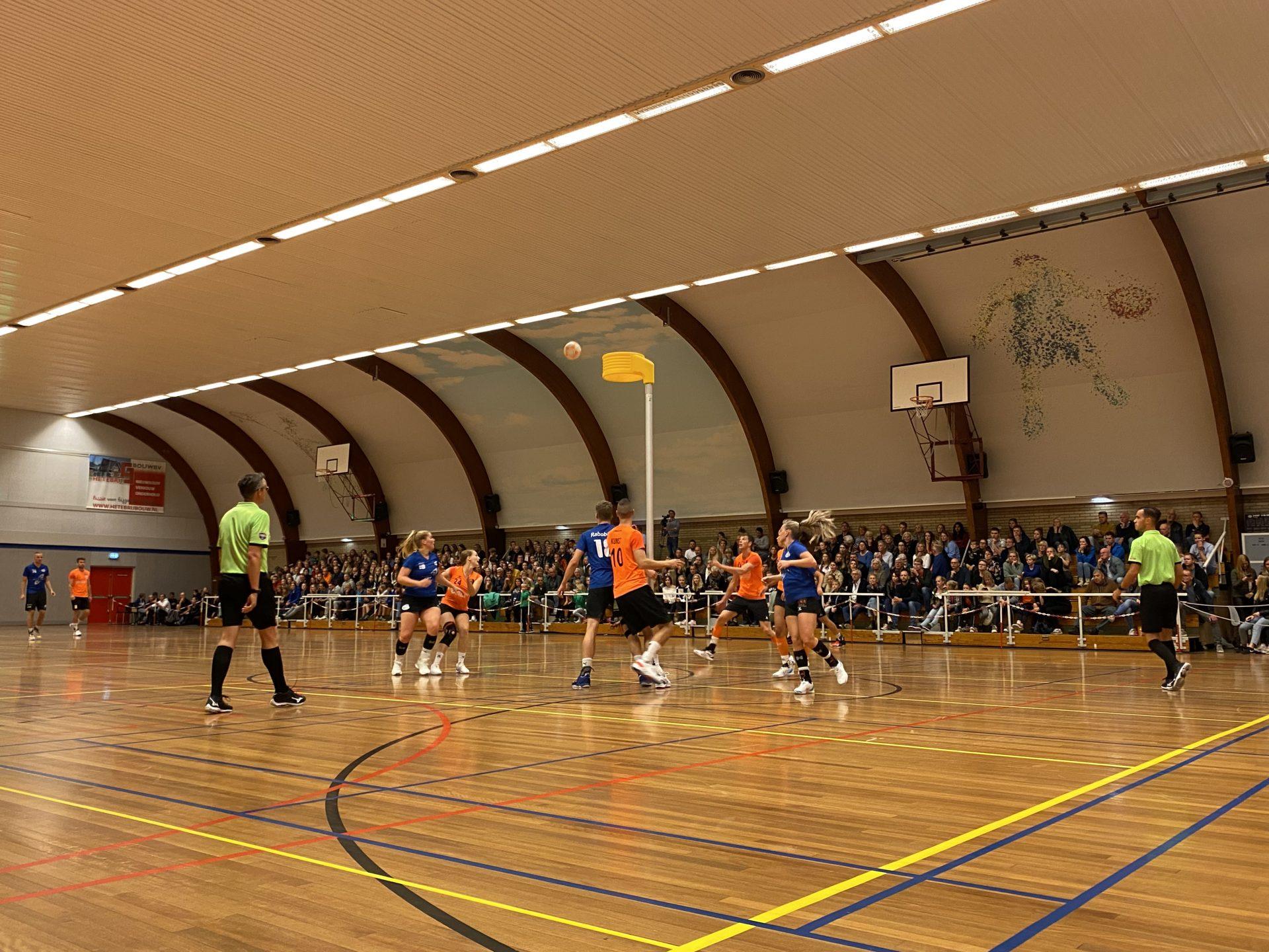 TeamNL Korfbal na drie keer 'vol huis' klaar voor EK